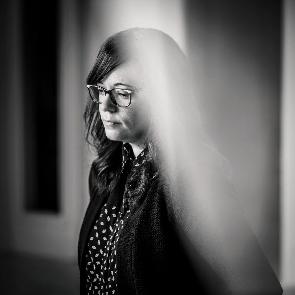 Portrait Annie Fafard photographe