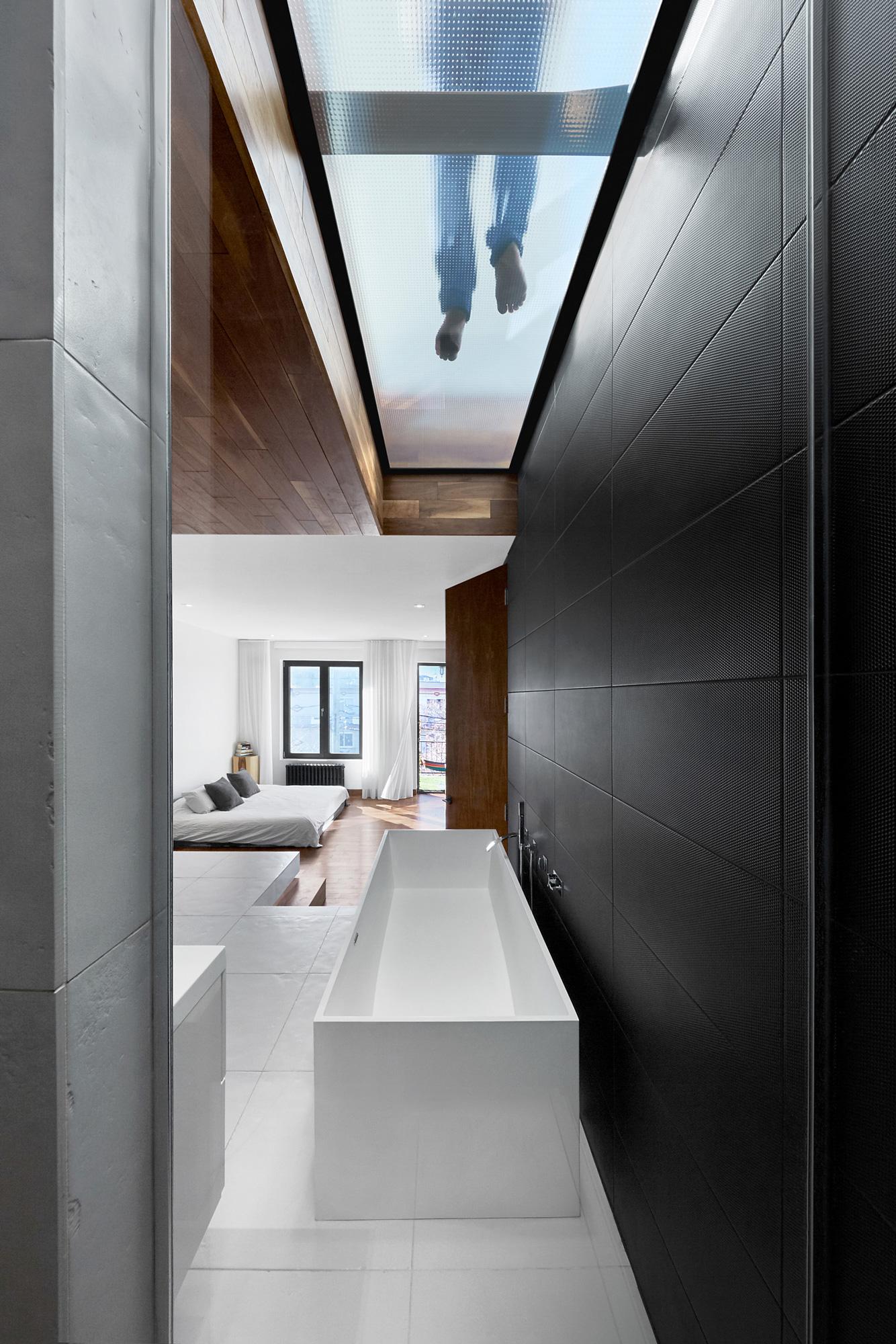 salle de bain chambre des maitres